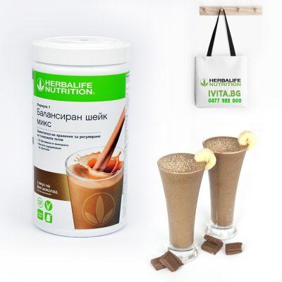 Herbalife Formula 1 Шоколад