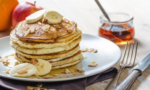 Лесни протеинови палачинки за закуска: